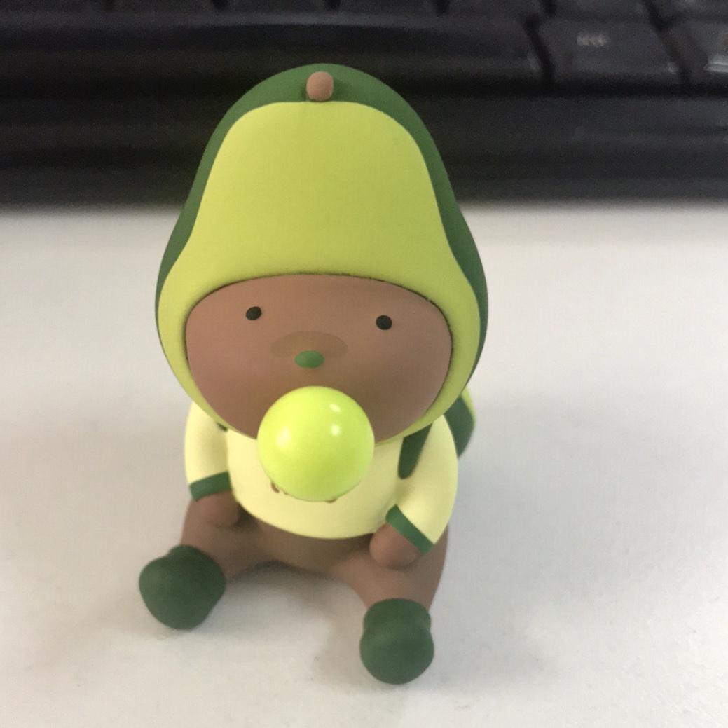 F.UN x REPOLAR Repolar/'s Fruit Box Banana Mini Figure Designer Art Toy Figurine