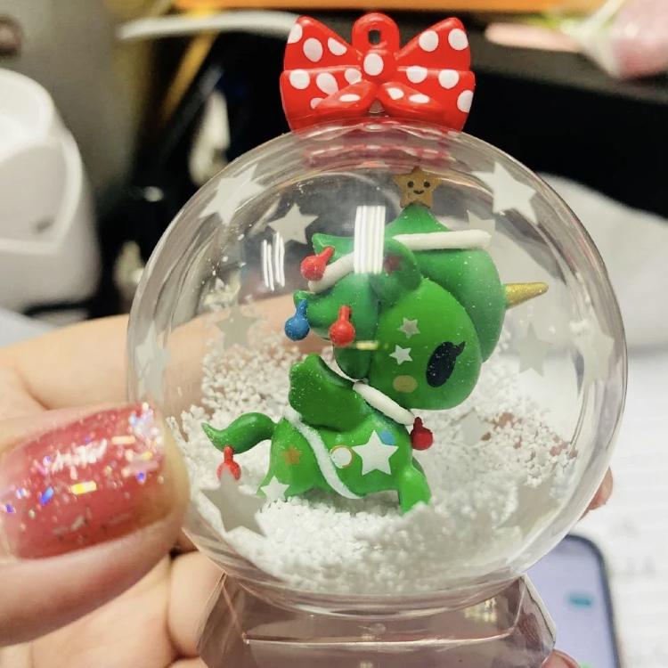 TOKIDOKI Holiday Party Evergreen Mini Figure Designer Art Toy Figurine Secret