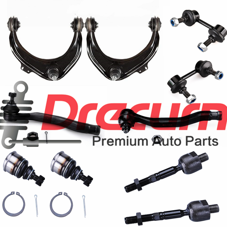 10pc Complete Front Suspension SET For Acura CL TL