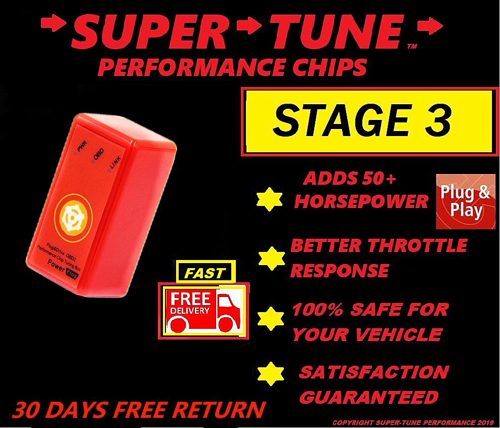 CHEVY SUBURBAN LS LT LTZ PREMIER HD 5.3L 6.0L SUPER OBD2 PERFORMANCE CHIP