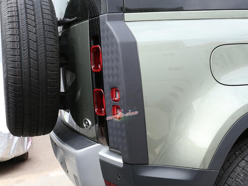 For Land Rover Defender 2020 Rear Outside Tail Light Lamp ...